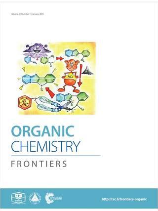 Organic chemistry journals